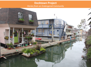 Docktown with title