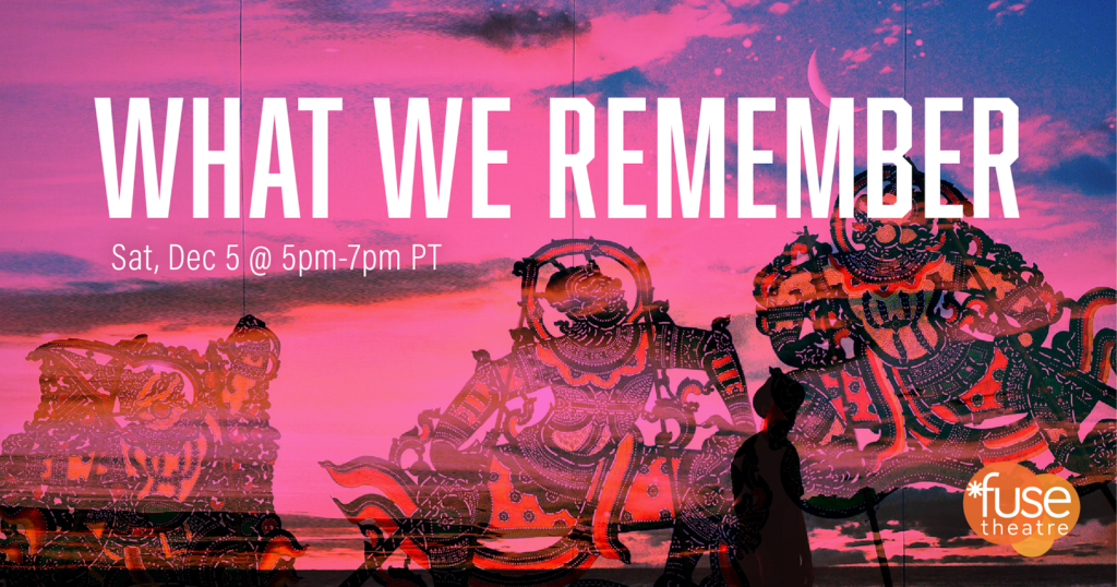 What We Remember 12-05-20